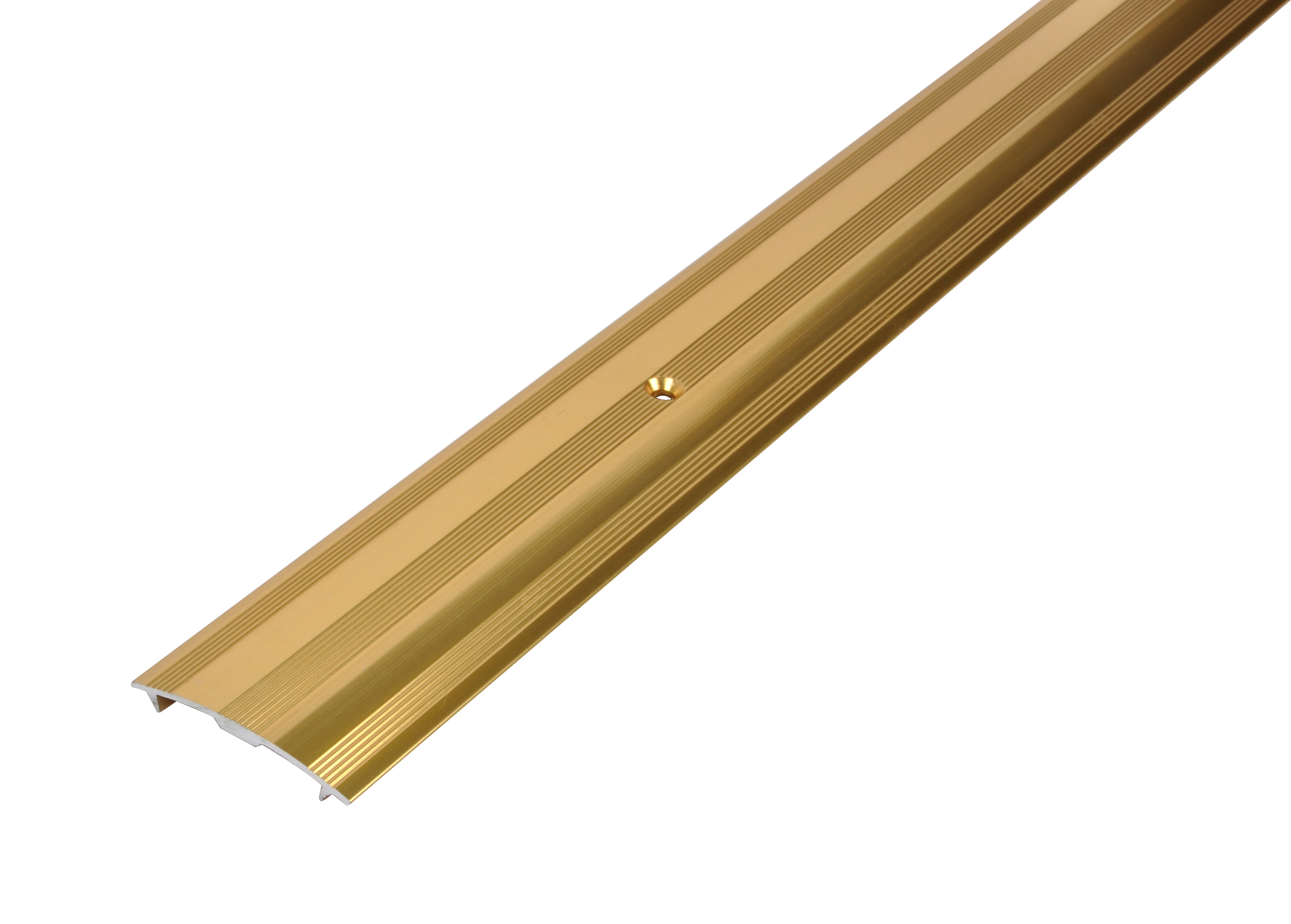 Carpet Cover Strip Gold 1800mm