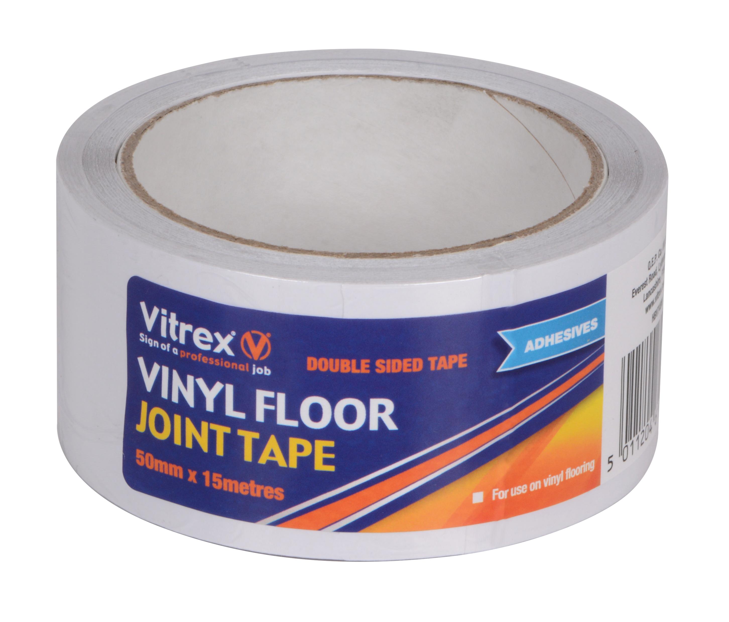 Vinyl Floor Joint Tape 50mm x 15m