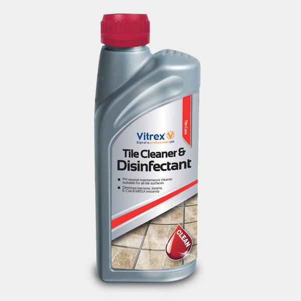 Tile Cleaner & Disenfectant 1L