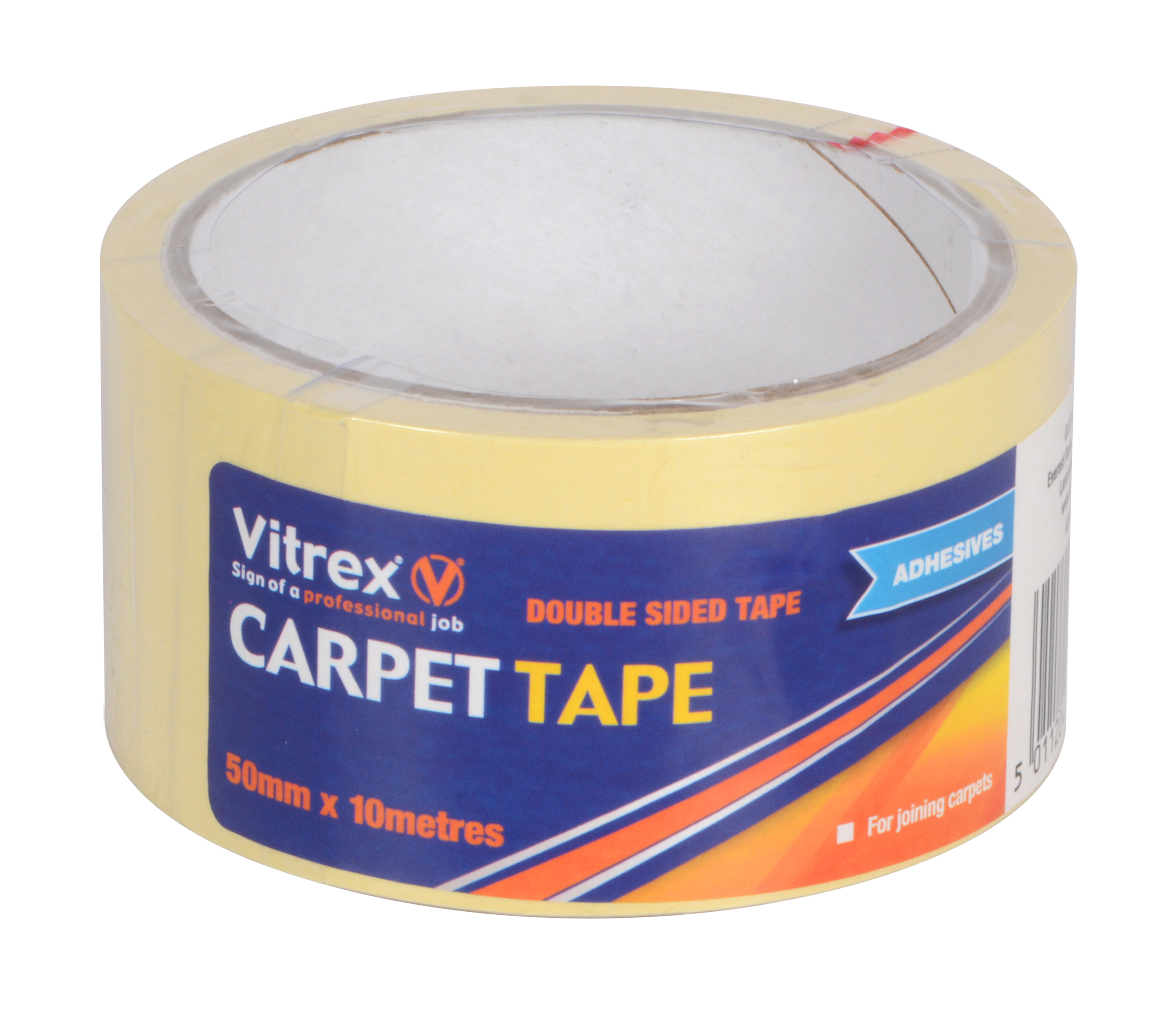 Carpet Tape 50mm x 10m