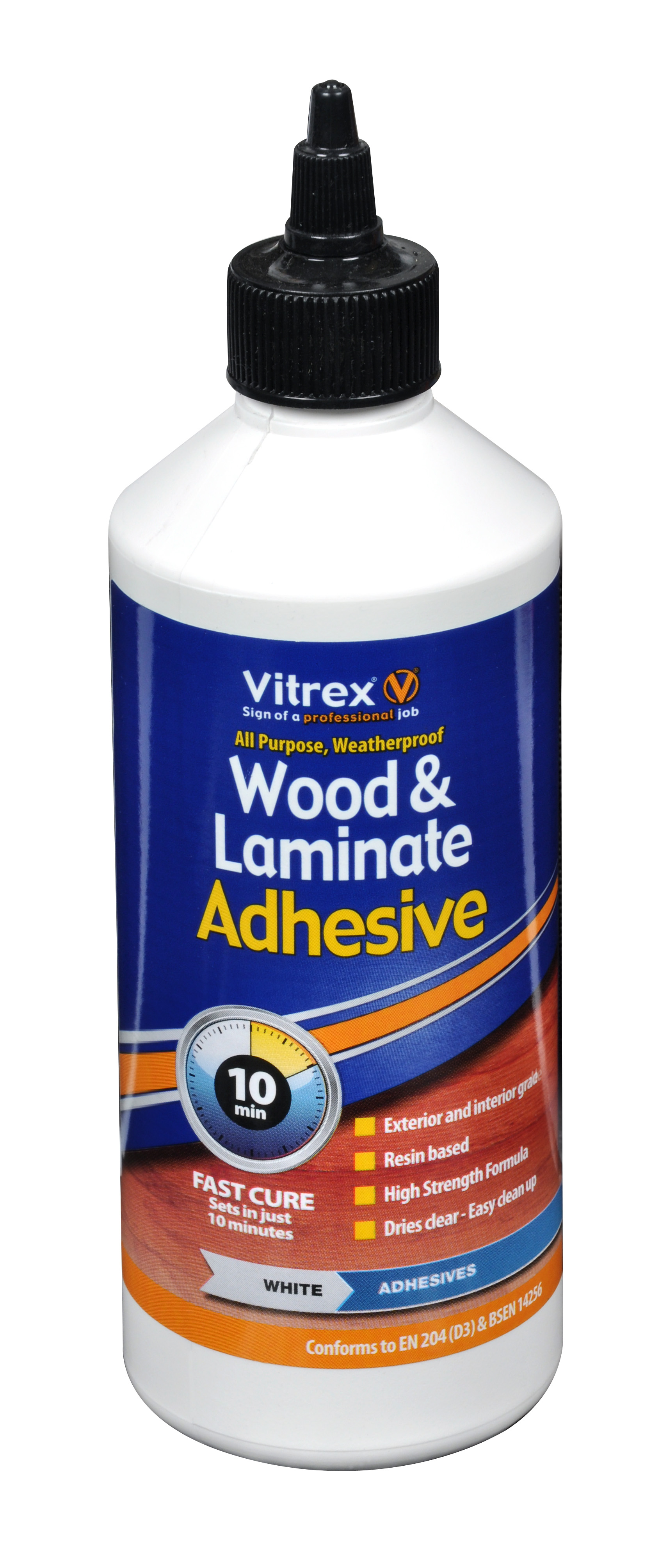 Wood & Laminate Adhesive - White