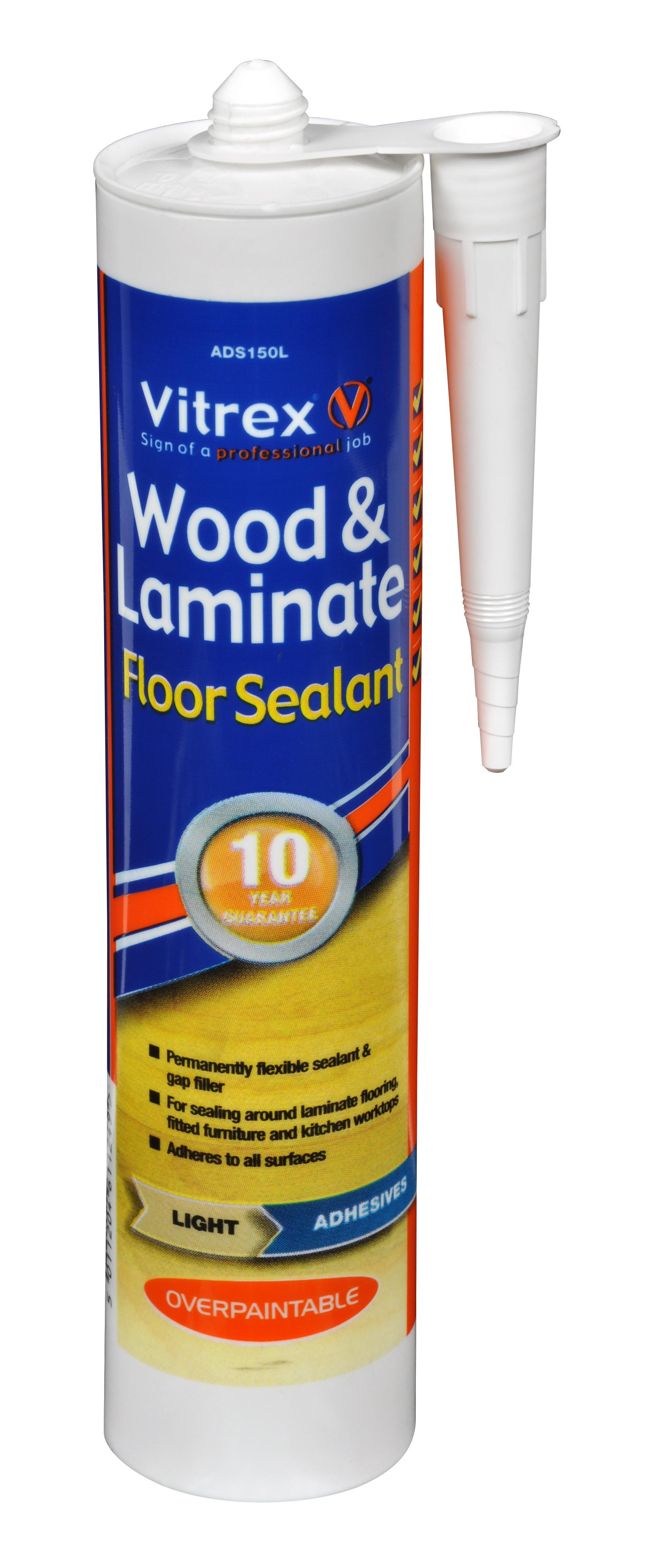 Wood Amp Laminate Floor Sealant Light Vitrex