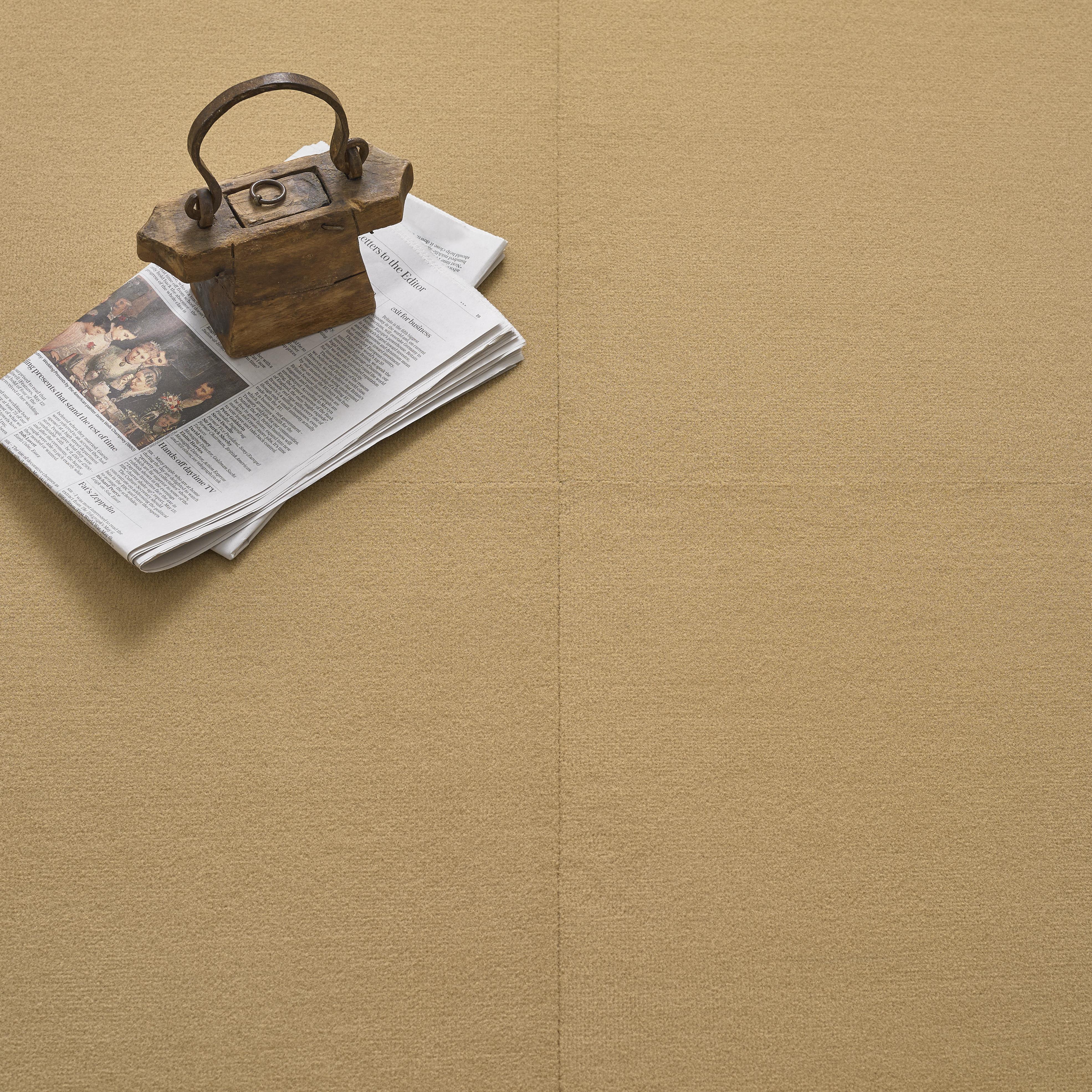 Premium Carpet Tile - Cream