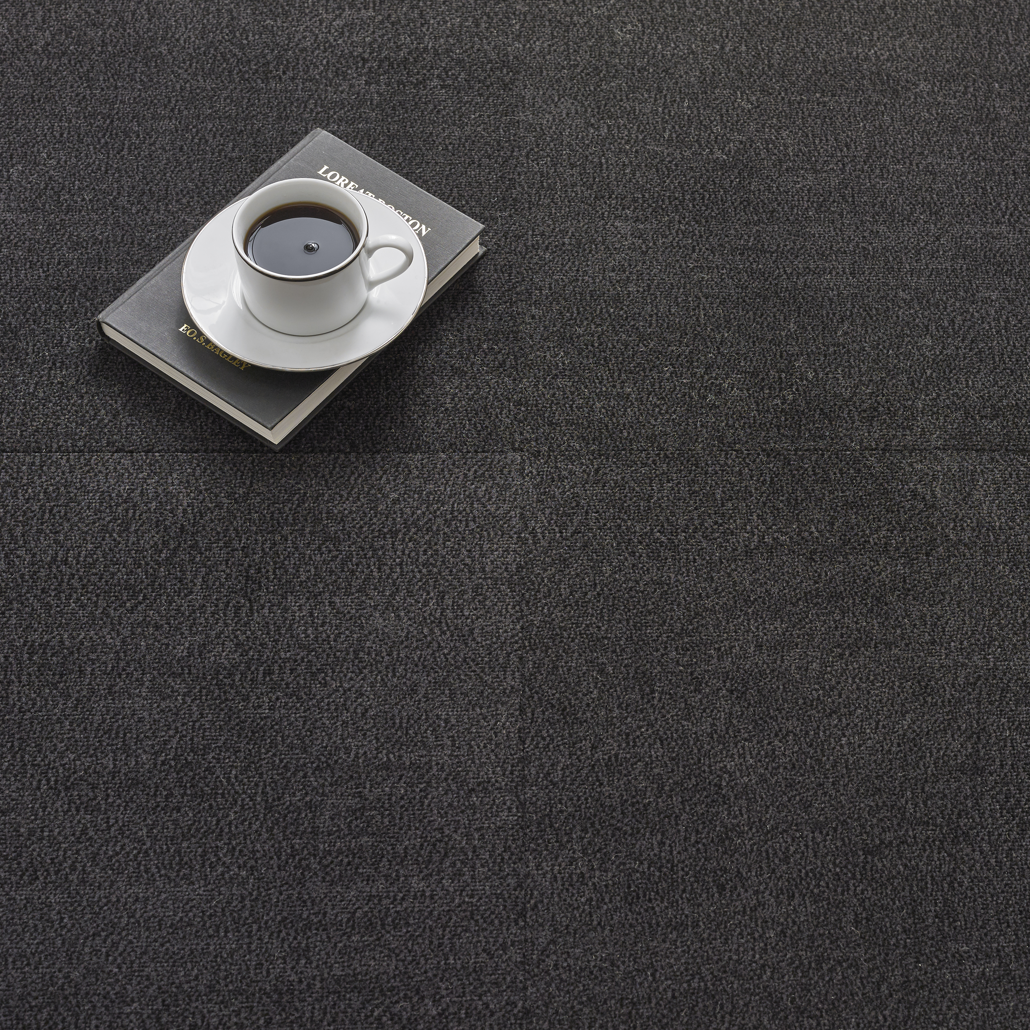 Premium Carpet Tile - Charcoal