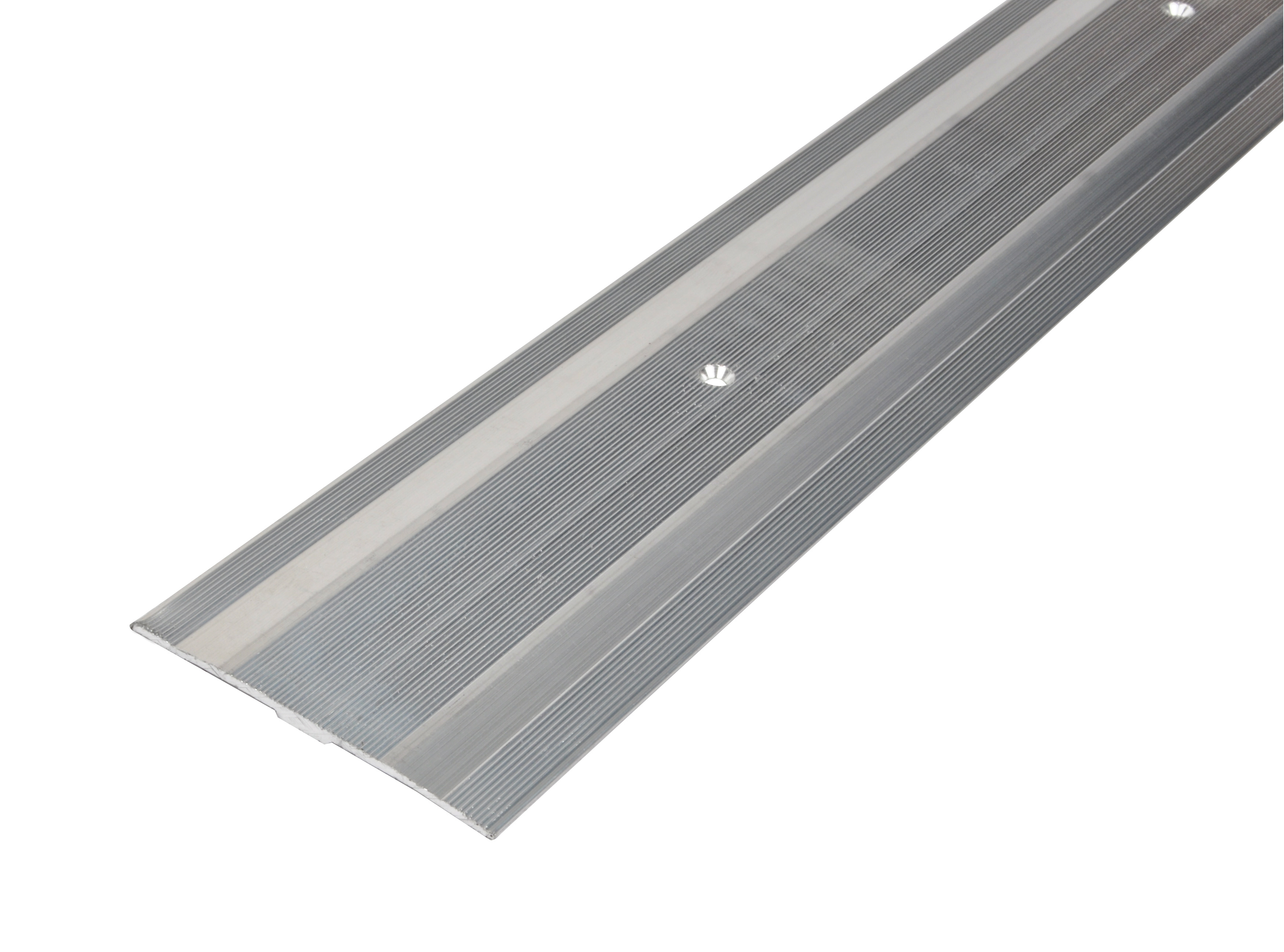 Cover Strip Extra Wide Silver 1800mm