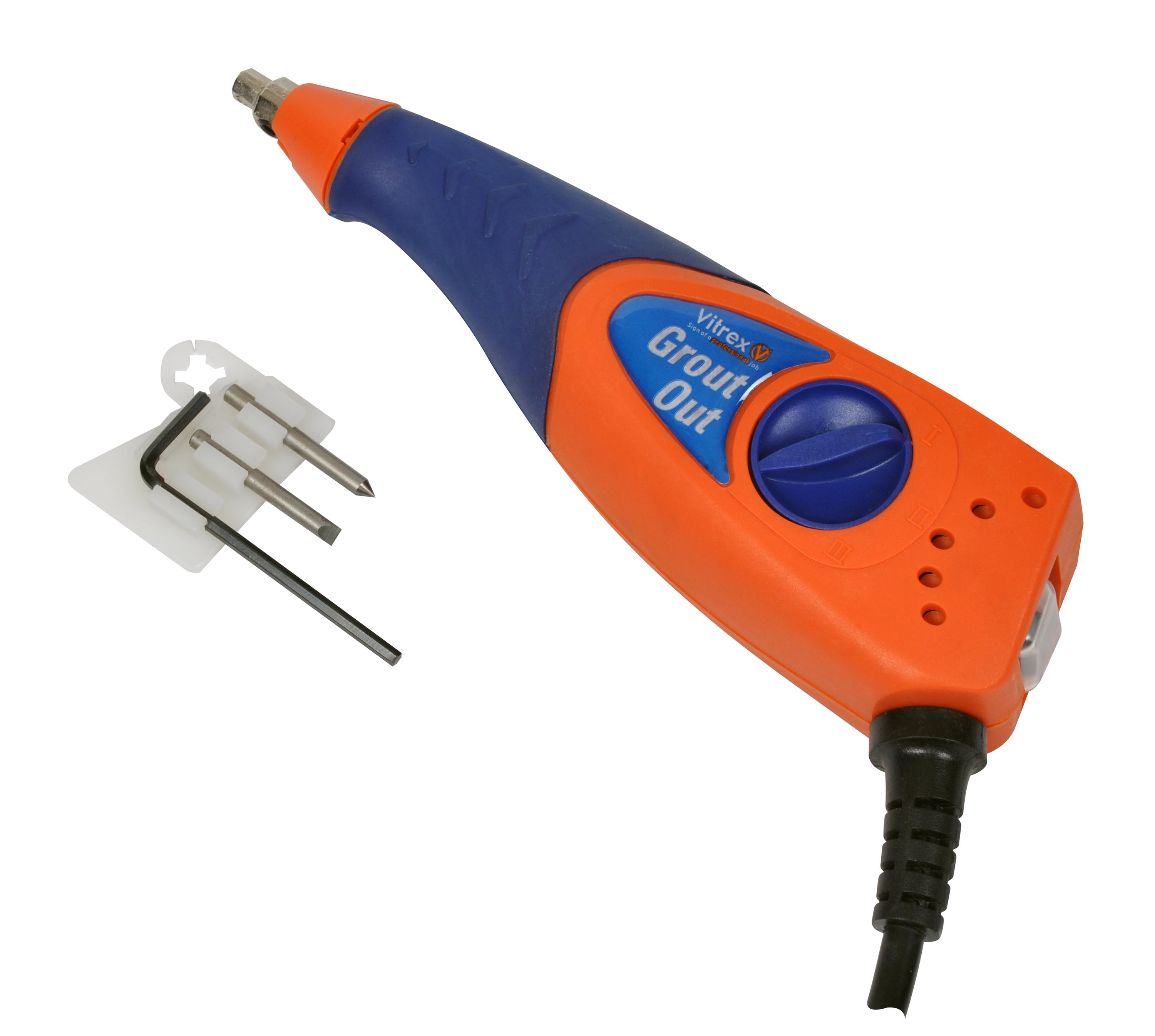 Grout Out - Electric Grout Remover