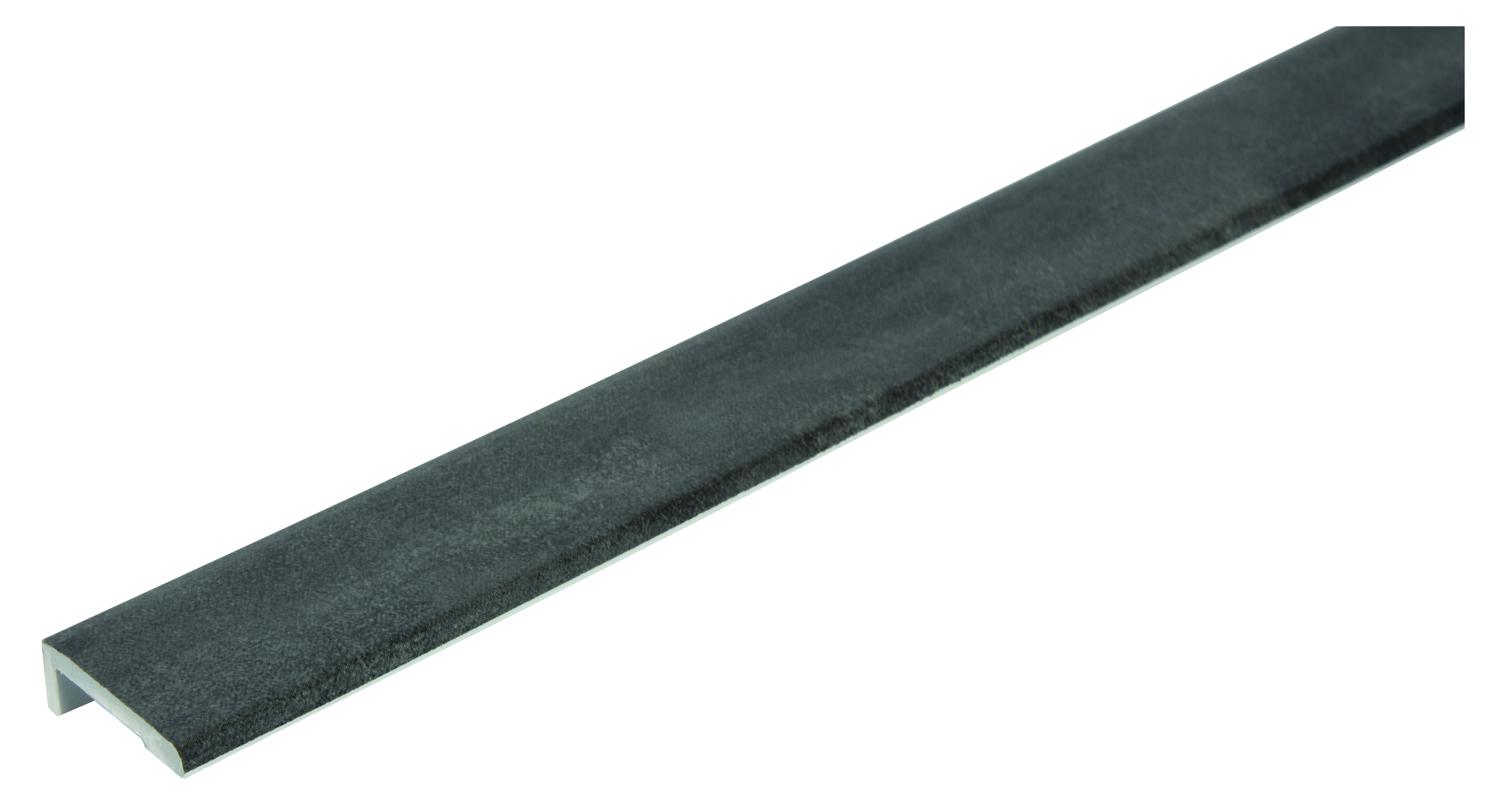 Laminate Edge - Black Travertine 2m