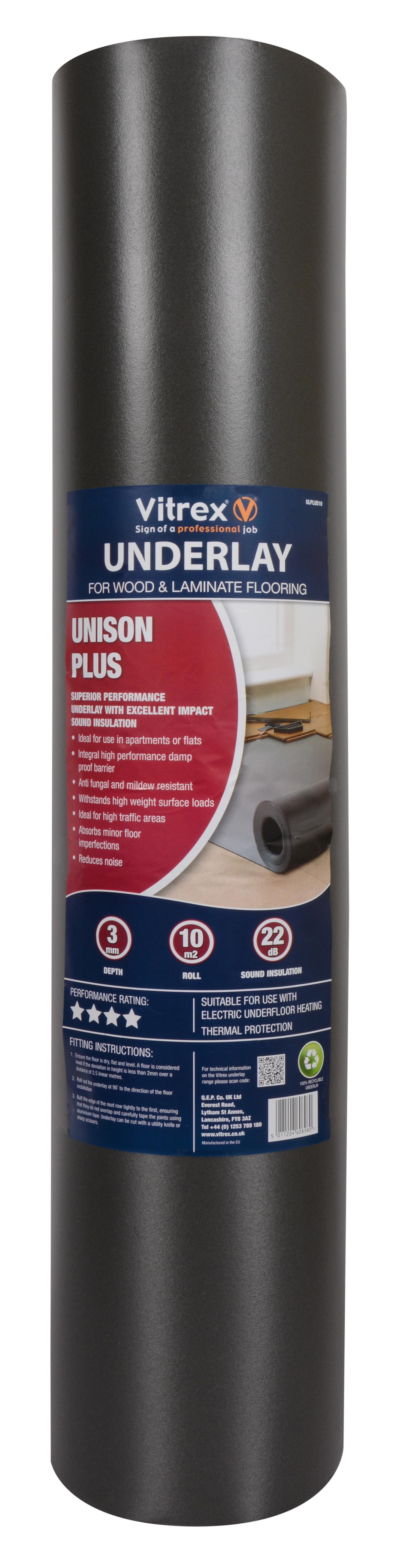 Unison Plus Underlay