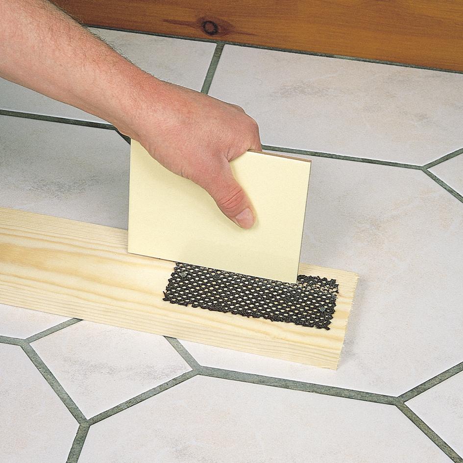 Vitrex Tile File X2,