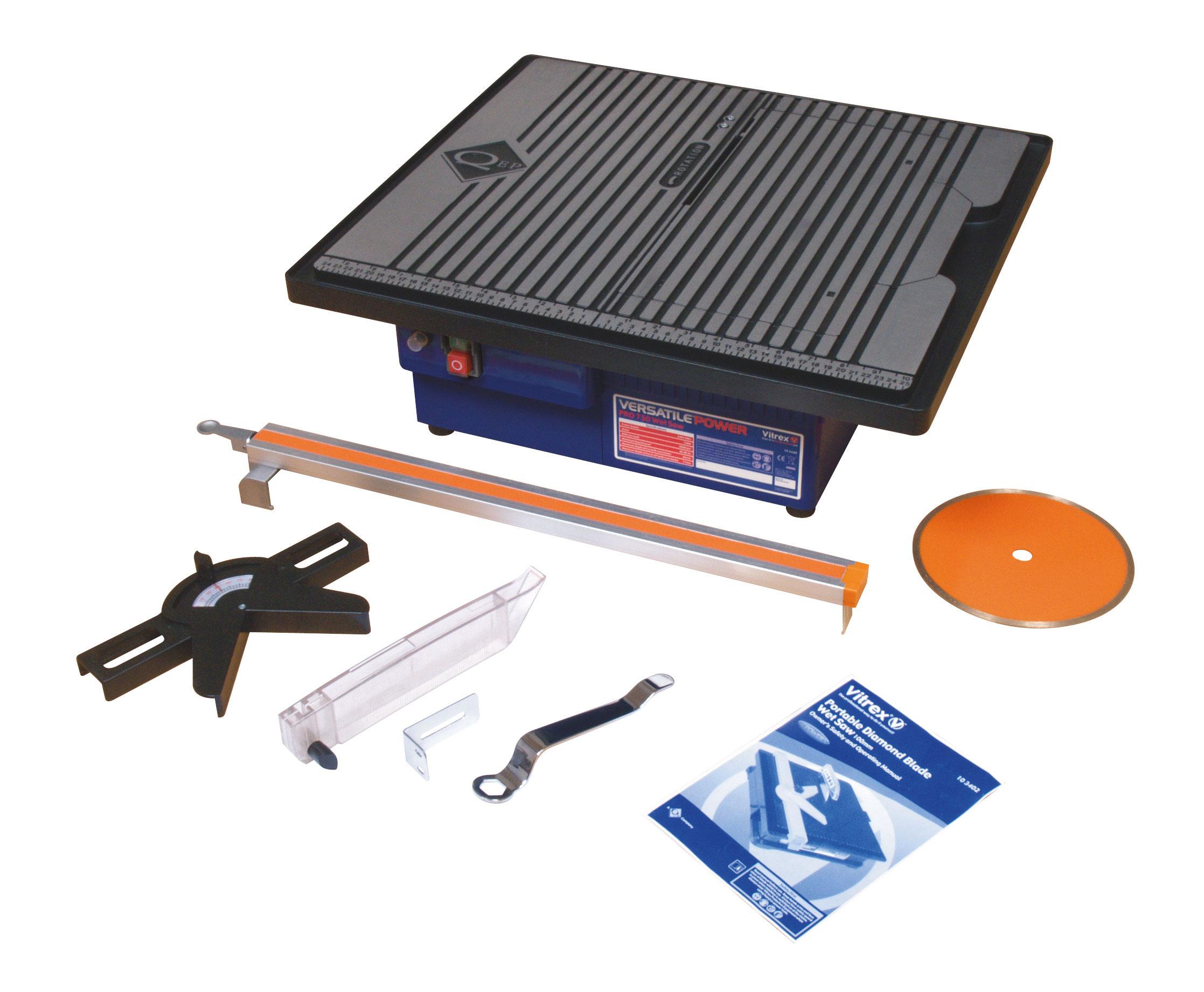 Versatile Power Pro 750 Wet Saw