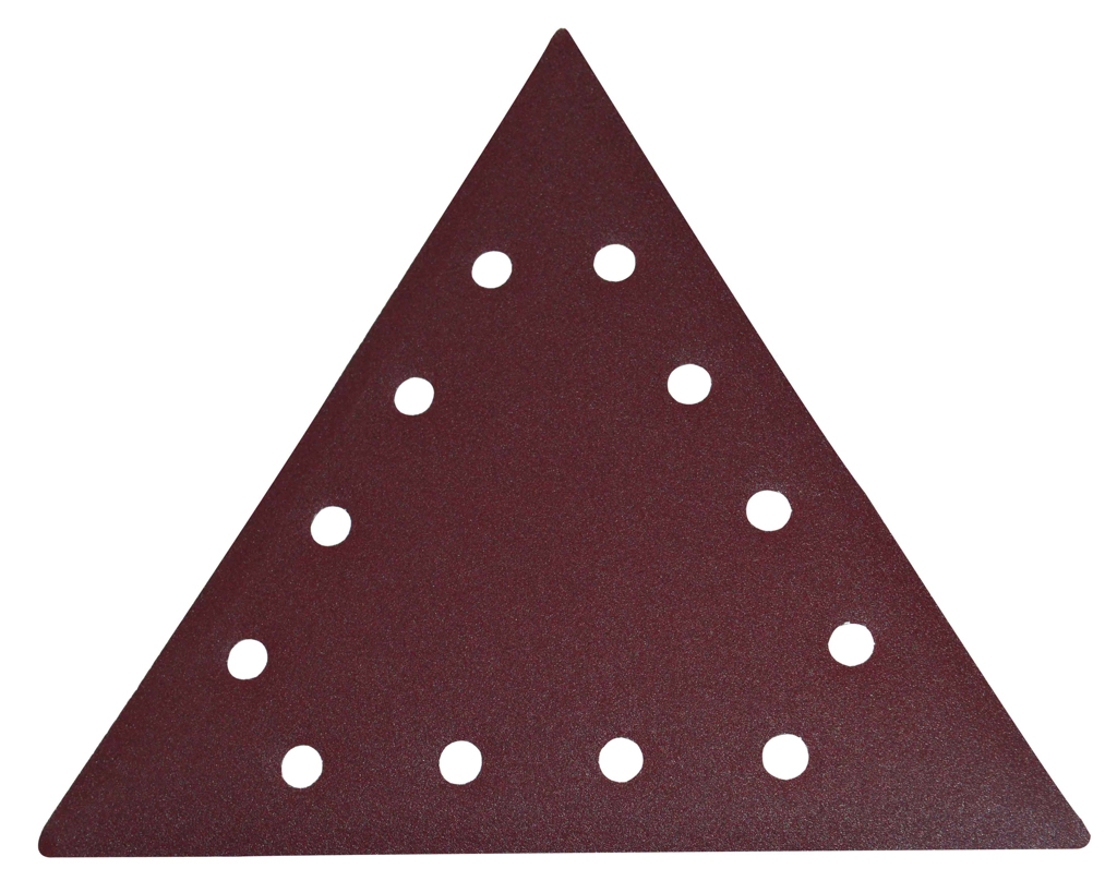 Triangular Sanding Sheet 10pk 80 Grit