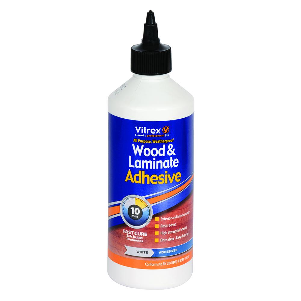 Wood & Laminate Adhesive 500ml